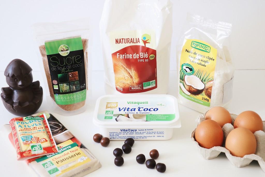 OEUFS DE PAQUES CHOCO COCO