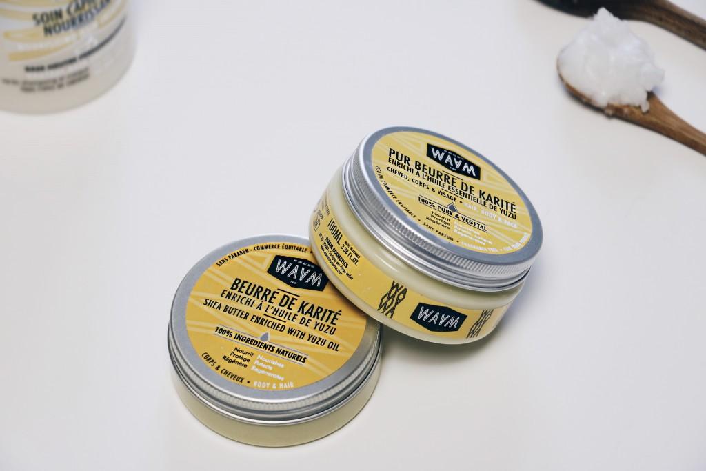 beurre de karite au yuzu