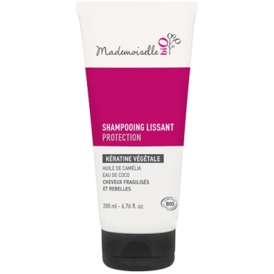 Shampoing lissant protection mademoiselle-bio